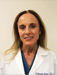 Catharine Adams博士